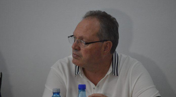 Liviu Negelschi- directorul Spitalului judetean Neamt