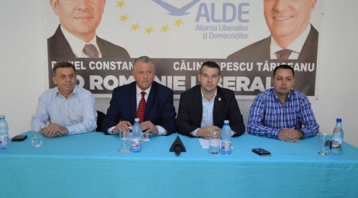 Conferinta de presa ALDE Neamt, 09.09.2016