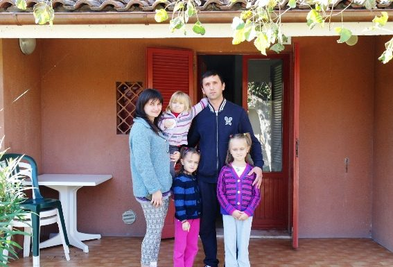 Familia Ungureanu