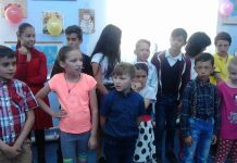 Copii Centrul de zi Piatra Neamt