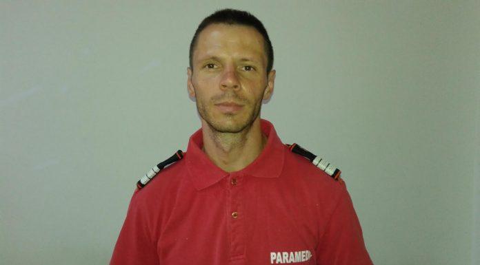 Plutonier major Oprişan Onoriu Ciprian