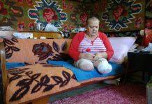 Maria Gafita- 68 de ani, din comuna Borca