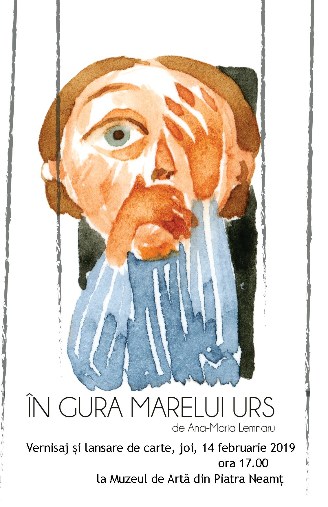 Ana Maria Lemnaru Flyer