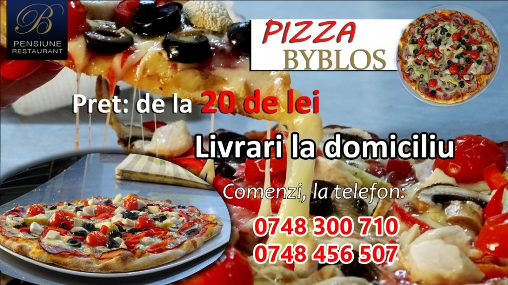 pizza byblos