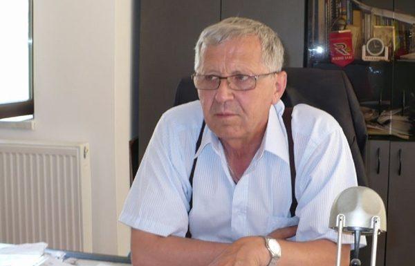 Gavril Lupu- primarul comunei Hangu